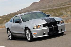 2011 Ford Mustang Shelby GTS | Top Speed