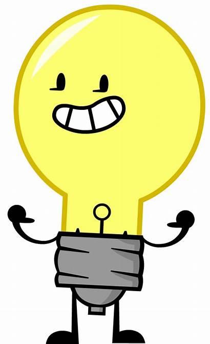 Lightbulb Comic Mode Wiki Characters Inanimate Insanity