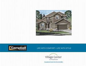 Campbell, Homes, At, Village, Center, By, Campbell, Homes