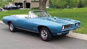 1968 Pontiac Gto  U0026 1968 Pontiac Lemans