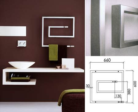 seche serviette design salle de bain s 232 che serviette carr 233 de salle de bain radiateur porte serviette de salle de bain