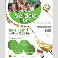 Drink Celebrate National Verdejo Day On June 12!  The Couch Sessions