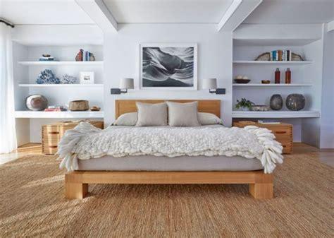 chambre adulte contemporaine lit futon et lit plateforme pour chambre adulte contemporaine