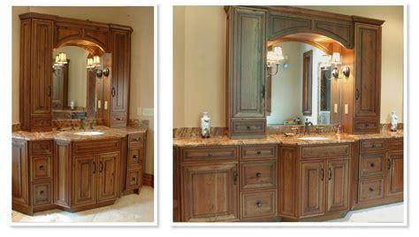 Bathroom Cabinets : 27 Creative Rustic Bathroom Storage Cabinets