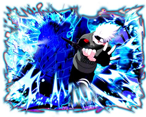 Kakashi Naruto Blazing Fanart By Animeblaster On Deviantart