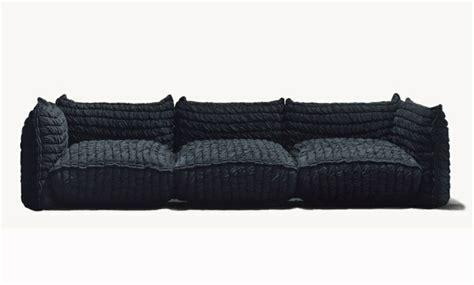 déco canapé noir canapé moderne 75 modèles pour un salon tendance