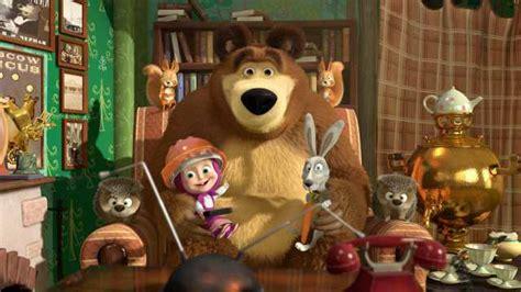 Mascha und der Bär, Die Heimwerker KiKA | YOUTV