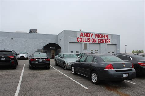 body shops  indiana andy mohr collision center