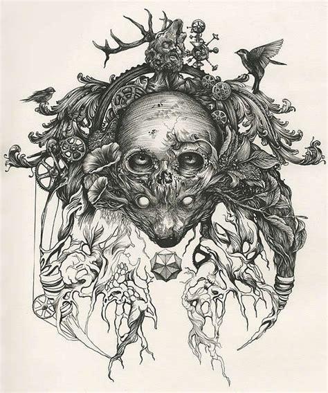 Nature Infused Illustrations Art Illustration