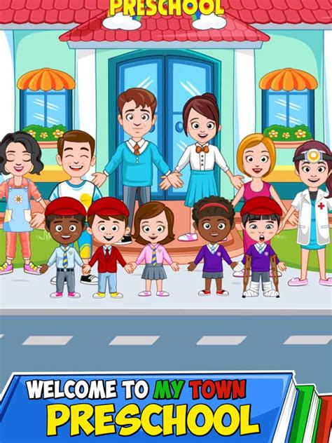 app shopper my town preschool education 822 | sc1024x768