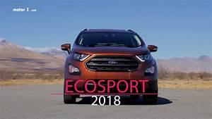 Ford Ecosport 2018 Zubehör : novo ford ecosport 2018 carplace motor1 youtube ~ Kayakingforconservation.com Haus und Dekorationen