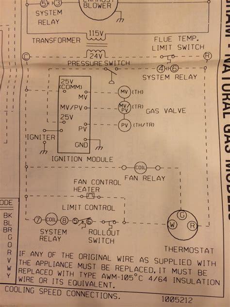 i have an old dayton fuel trimmer 3e479 natural gas model