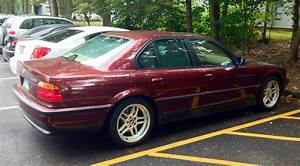 2000 Bmw 7 Series - Pictures