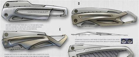 Le Industriedesign by Leatherman David Lewin Industrial Design
