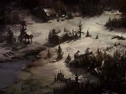 Icewind Dale Lonelywood Village Enhanced Edition Realms