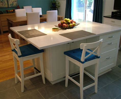small kitchen islands with seating ikea kitchen islands with seating