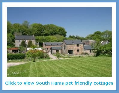 Friendly Cottages South friendly self catering south hams