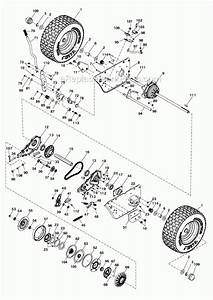 Poulan Riding Mower Parts Diagram