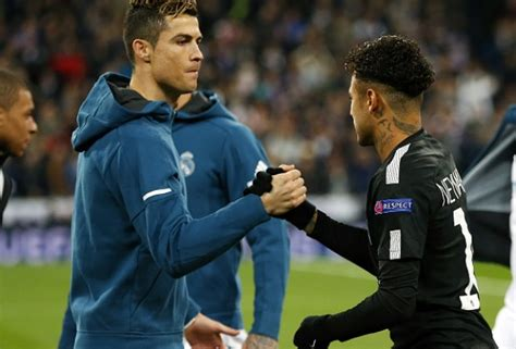Why Cristiano Ronaldo & Neymar Won't Play Together At Real ...