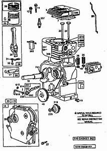 Craftsman 500130202 Lawn  U0026 Garden Engine Parts