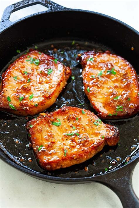 Boneless pork loin center cut chops. Pan Seared Boneless Pork Loin Chop Recipes - Image Of Food ...