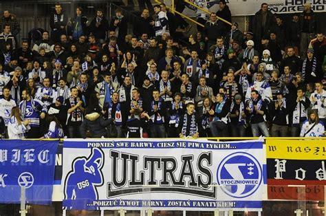 Kibice hokeja z Gdańska walczą o Stoczniowca - Kibice.net