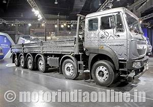 Tata Motors packs a punch with massive product line-up