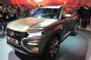 Lada 4x4 2018 : lada unveils 4x4 vision concept at moscow motor show autocar ~ Medecine-chirurgie-esthetiques.com Avis de Voitures