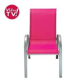 chaises de jardin couleur castorama