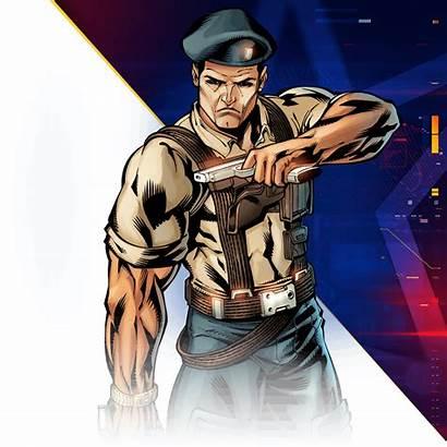 Flint Joe Classified Series Zartan Figures Major