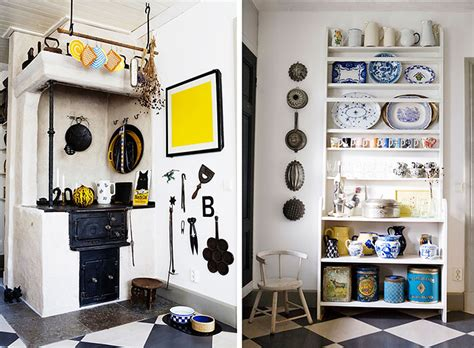 Gorgeous Swedish Country Style Trendey