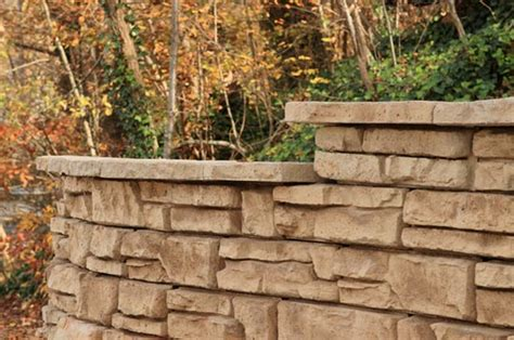 Freestanding landscape walls are simply decorative walls that are most commonly used for yard division or. Retaining Wall Photos - Decorative Stone Wall Ideas and ...