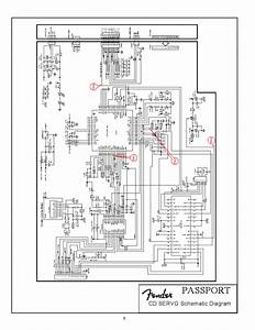 Fender Passport Pd 250 Sm Service Manual Download  Schematics  Eeprom  Repair Info For