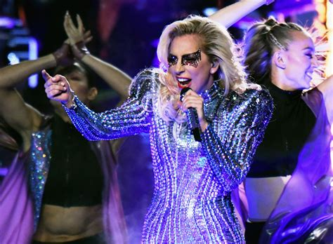 Lady Gaga Makes Powerful Unity Statement With Fearless