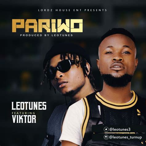 leotunes ft viktor pariwo naijaloaded