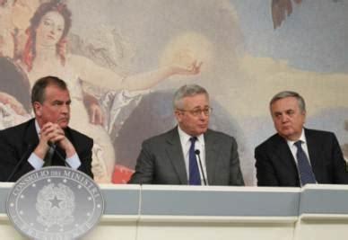 Conferenza Sta Consiglio Dei Ministri Oggi by Manovra Calderoli Le Province A Rischio Sono Tra 29 E 35