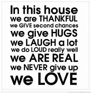 Black Family Qu... Funny Household Quotes