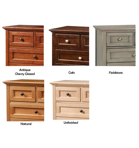 [33 Inch] McKenzie 5 Drawer Tall Chest  Simply Woods