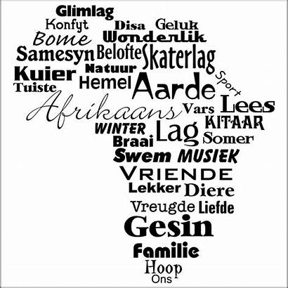 Afrikaans Words Taal Quotes Afrikaanse Windpomp Word