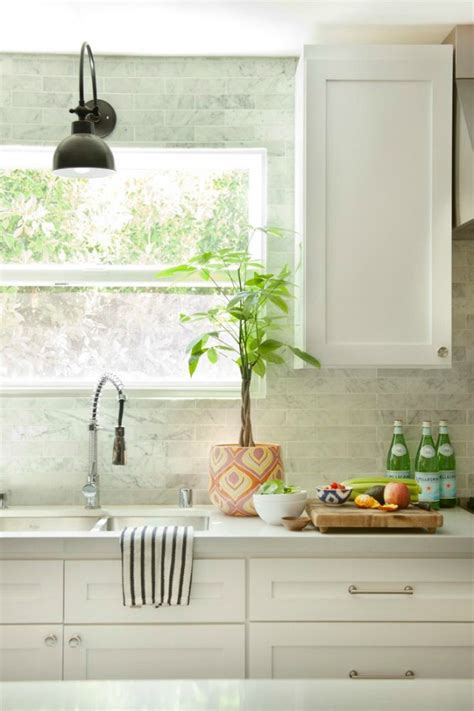 over the kitchen sink wall decor kitchen backsplash tile how high to go driven by decor