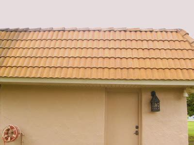 ta barrel tile roof cleaning non pressure apple