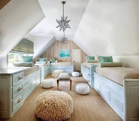 Loft Living Room Decorating Ideas by 15 Attic Living Design Ideas Home Design Garden