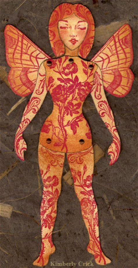 mermaid greenman dragonfly butterfly fairy green man
