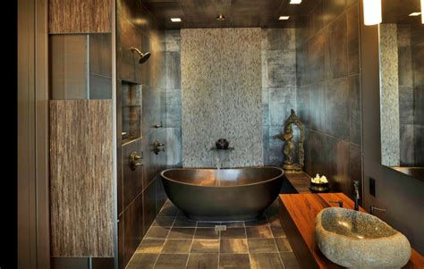 pictures  slate effect bathroom wall tiles