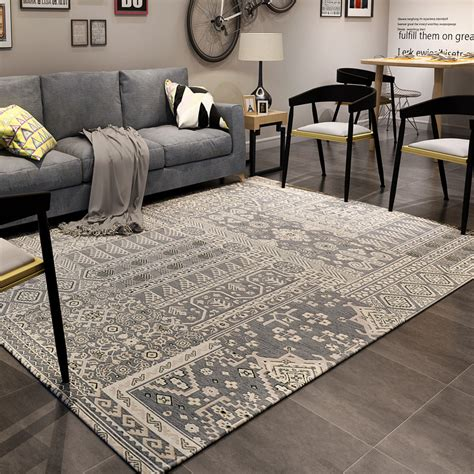 xcm nordic classic carpets  living room home