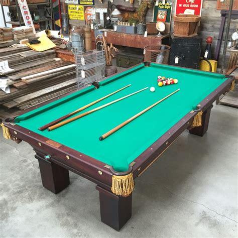 Antique Brunswick Mikado Regulation Pool Table  At The. Small Plastic Folding Table. How To Build Corner Desk. Plastic Sliding Drawers. Tj Maxx Table Lamps. Luxury Office Desks. Glass Buffet Table. University Of Richmond Help Desk. Laptop Desk White