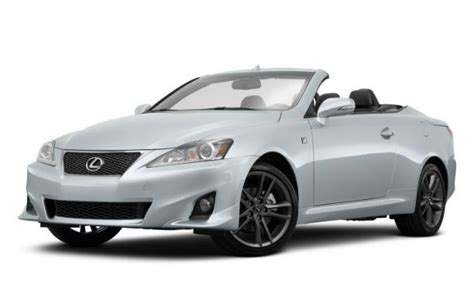 2016 Lexus Is 250 Convertible