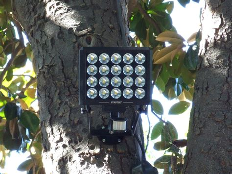 global security experts announces new led outdoor security