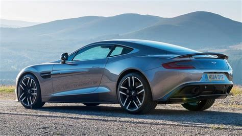 Aston Martin Song by Aston Martin Vanquish S Volante Is One Beautiful Swan Song
