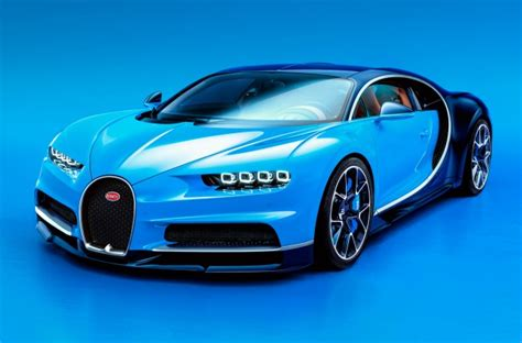 What Does Bugatti In by Why The Bugatti Chiron Looks The Way It Does